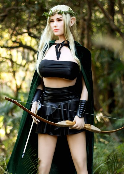 REAL COSPLAY ELF SEX DOLL